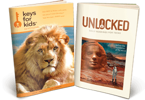 Keys for Kids Ministries   Daily Devotions, Streaming Radio