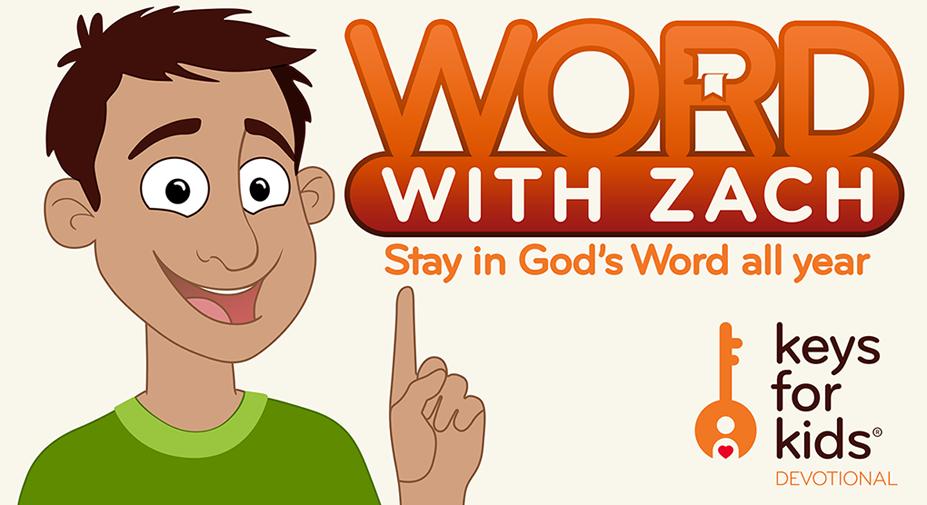 keys for kids ministries wordwithzach